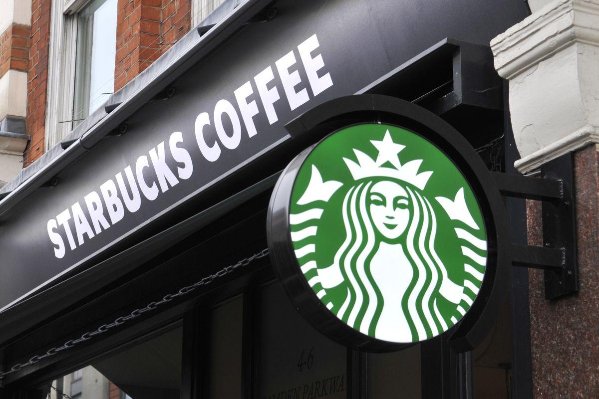 Starbucks Coffee Shop General View