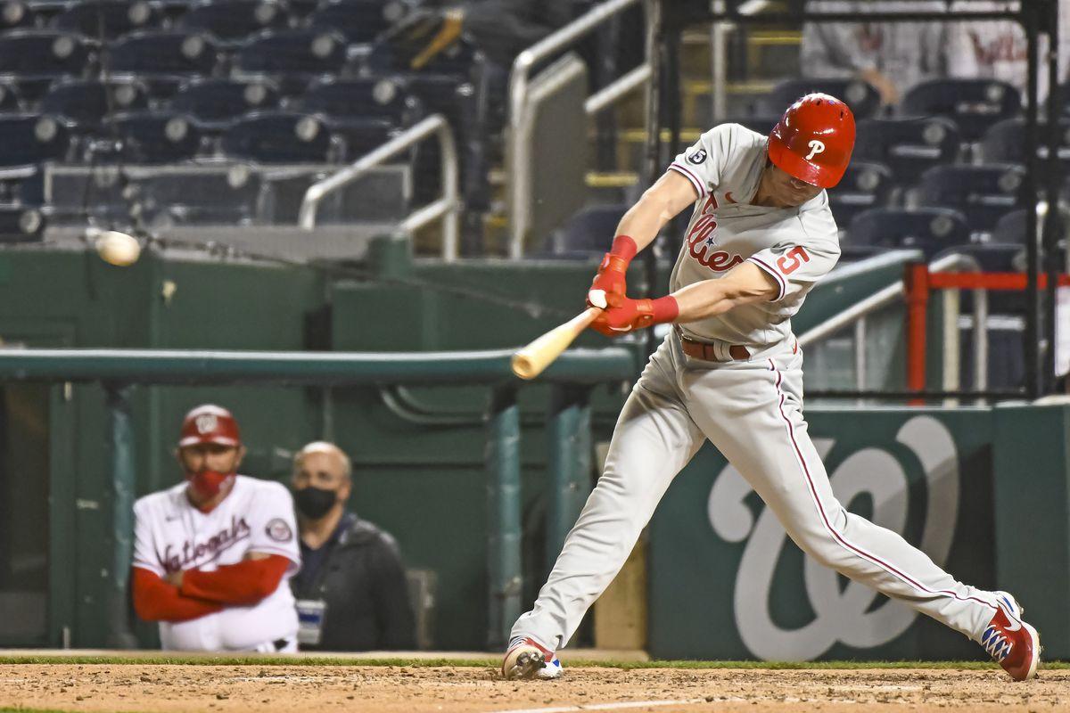 MLB: MAY 11 Phillies at Nationals