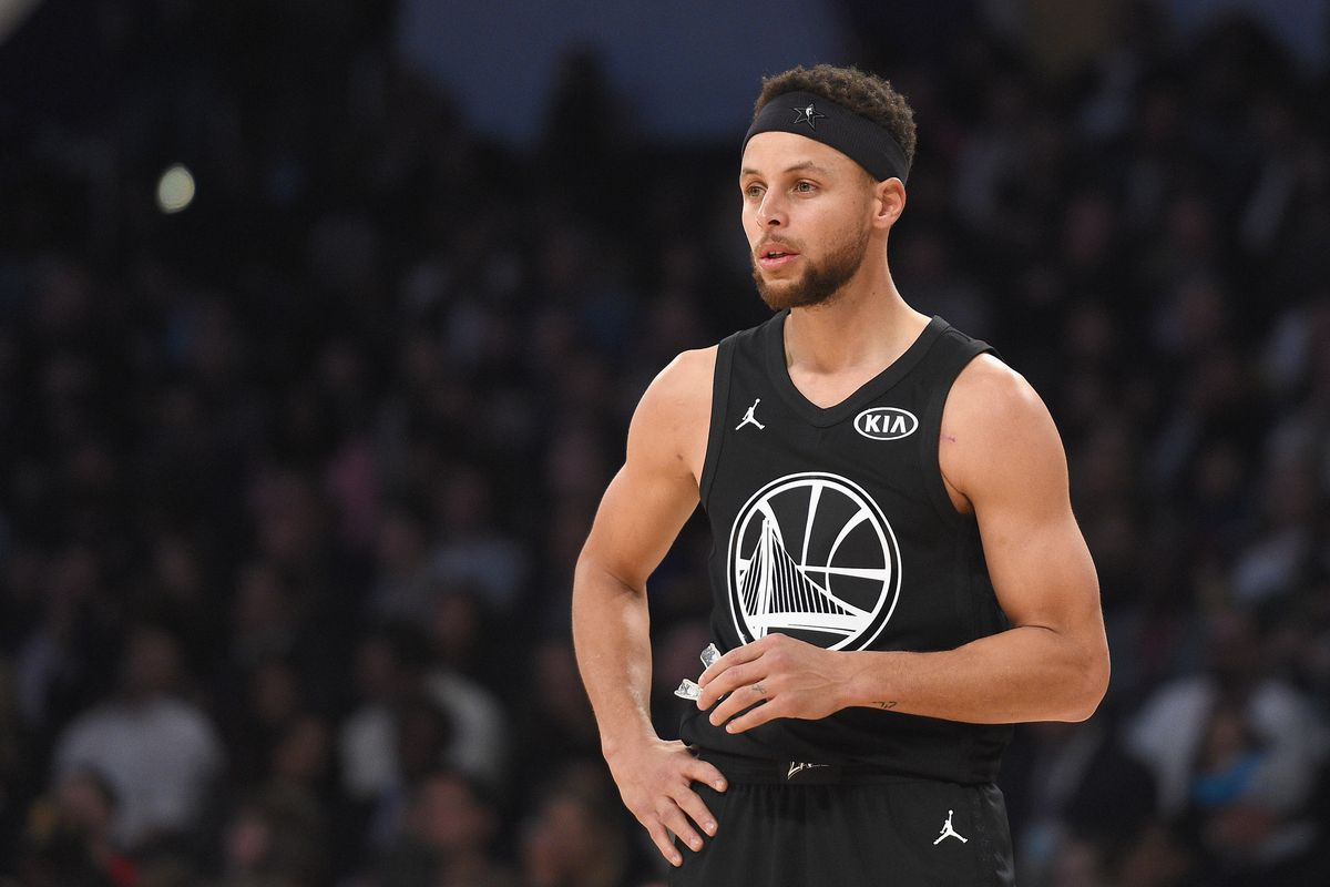 29b53c865 Warriors news  Steph Curry leads guards in All-Star voting - Golden ...