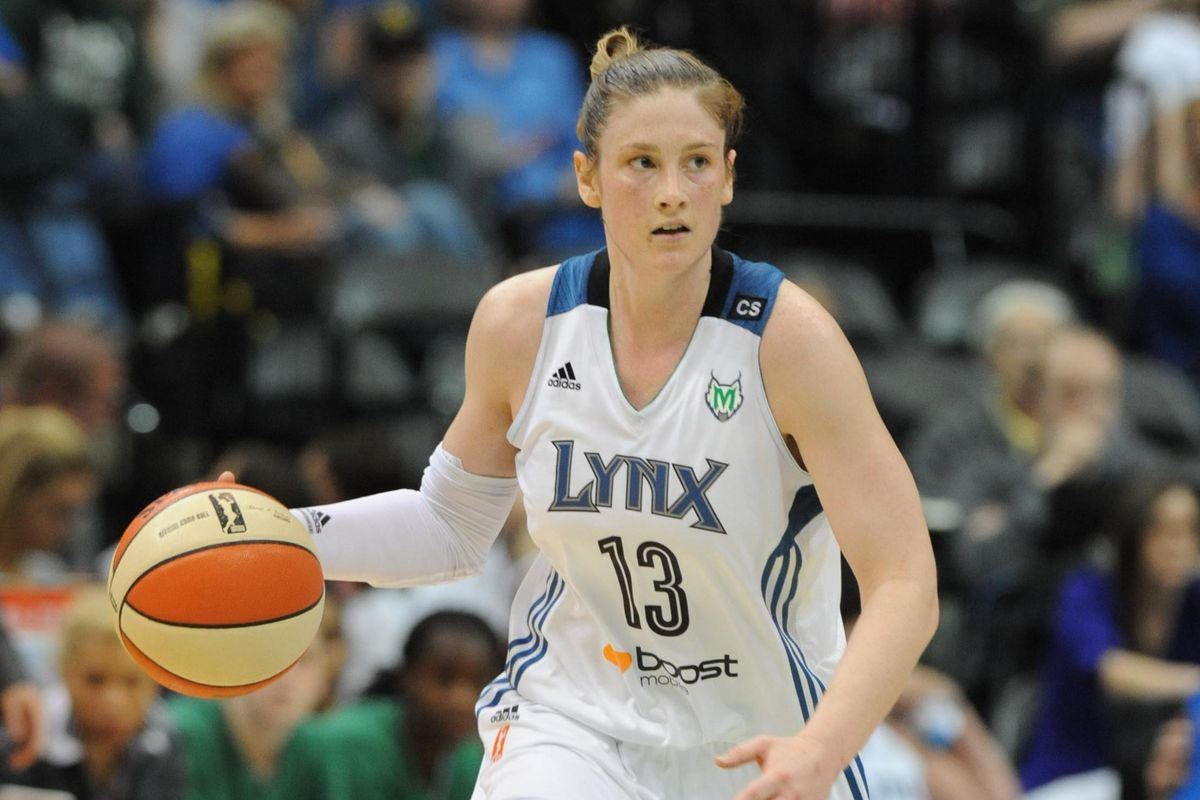 Unsurprisingly, Minnesota Lynx point guard Lindsay Whalen has been the league's most efficicent distributor in 2013.