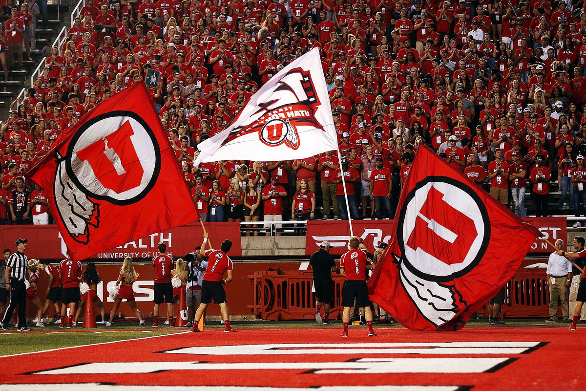 more photos 2ea17 9f057 University of Utah is the most popular college football team ...