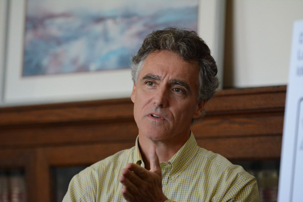 Cook County Sheriff Tom Dart at a news conference in July. File Photo by Brian Jackson/ For the Sun-Times