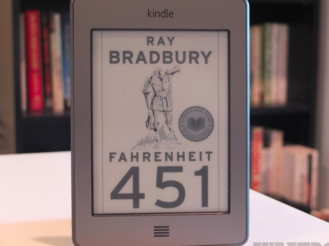 Fahrenheit 451 Released As An Ebook For The First Time The