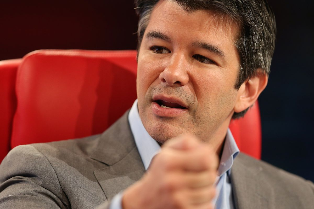 """Uber CEO Travis Kalanick Calls Employee's Smear Campaign Remarks """"Terrible"""" -- But Not Terrible Enough to Fire Him"""