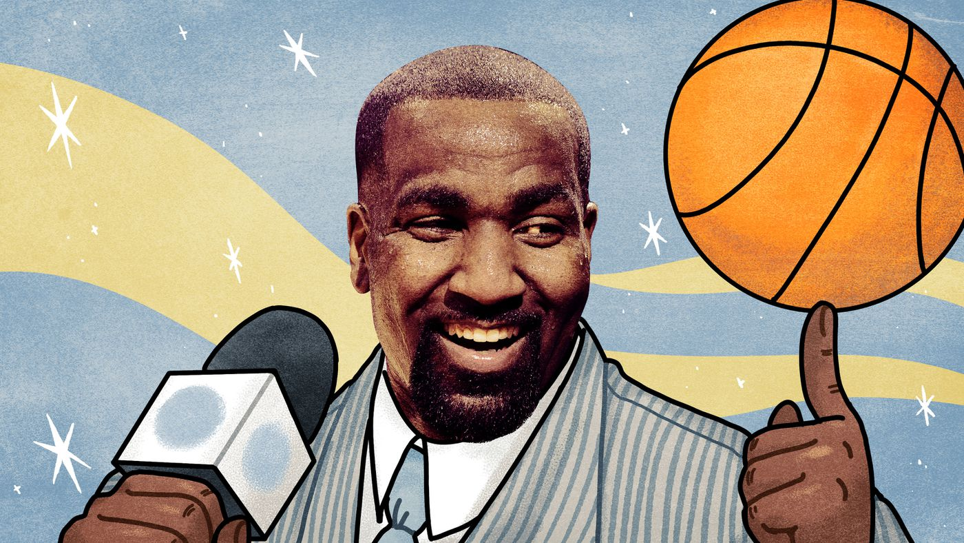 Kendrick Perkins and the Making of an NBA Talking Head