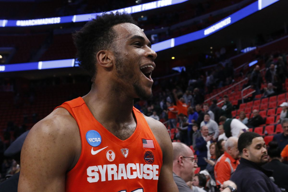 Syracuse Players Appear In Very Early 2019 NBA Mock Drafts
