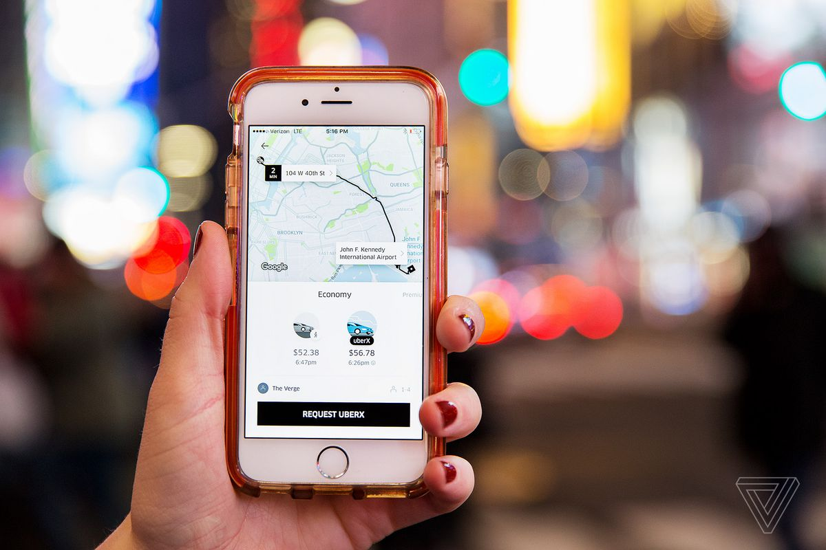 Uber Accepts all Eric Holder Recommendations