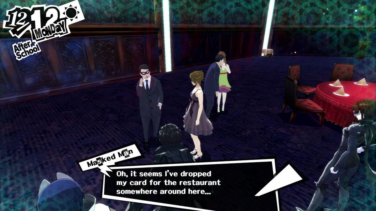 Persona 5 guide: Shido's ship palace walkthrough - Polygon