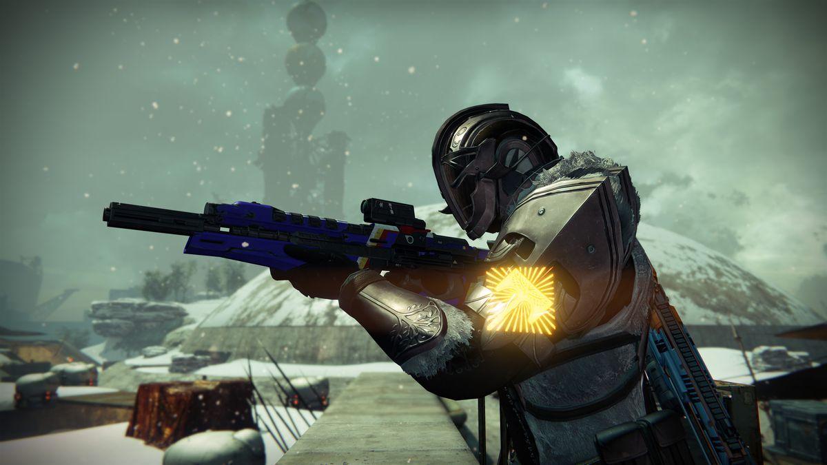 Destiny: Rise of Iron screenshots