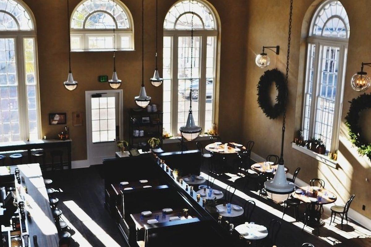 The Ordinary Restaurant Charleston Sc Menu