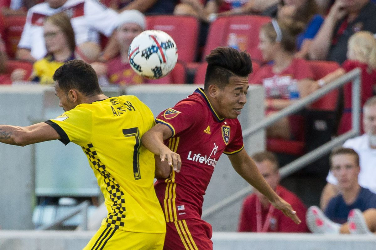 80c1daae Tactical Preview: RSL vs Columbus Crew - RSL Soapbox