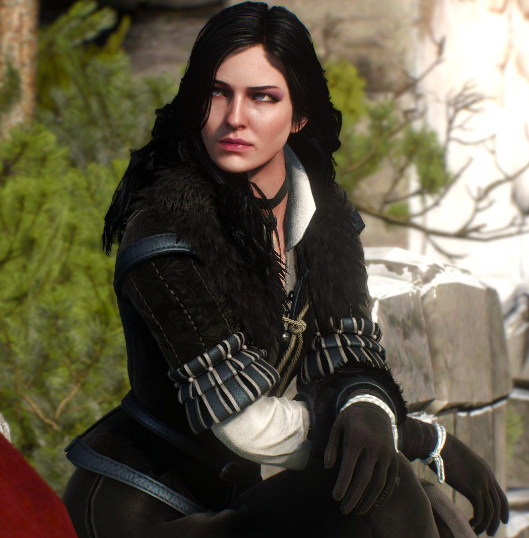 does yennefer die in the witcher