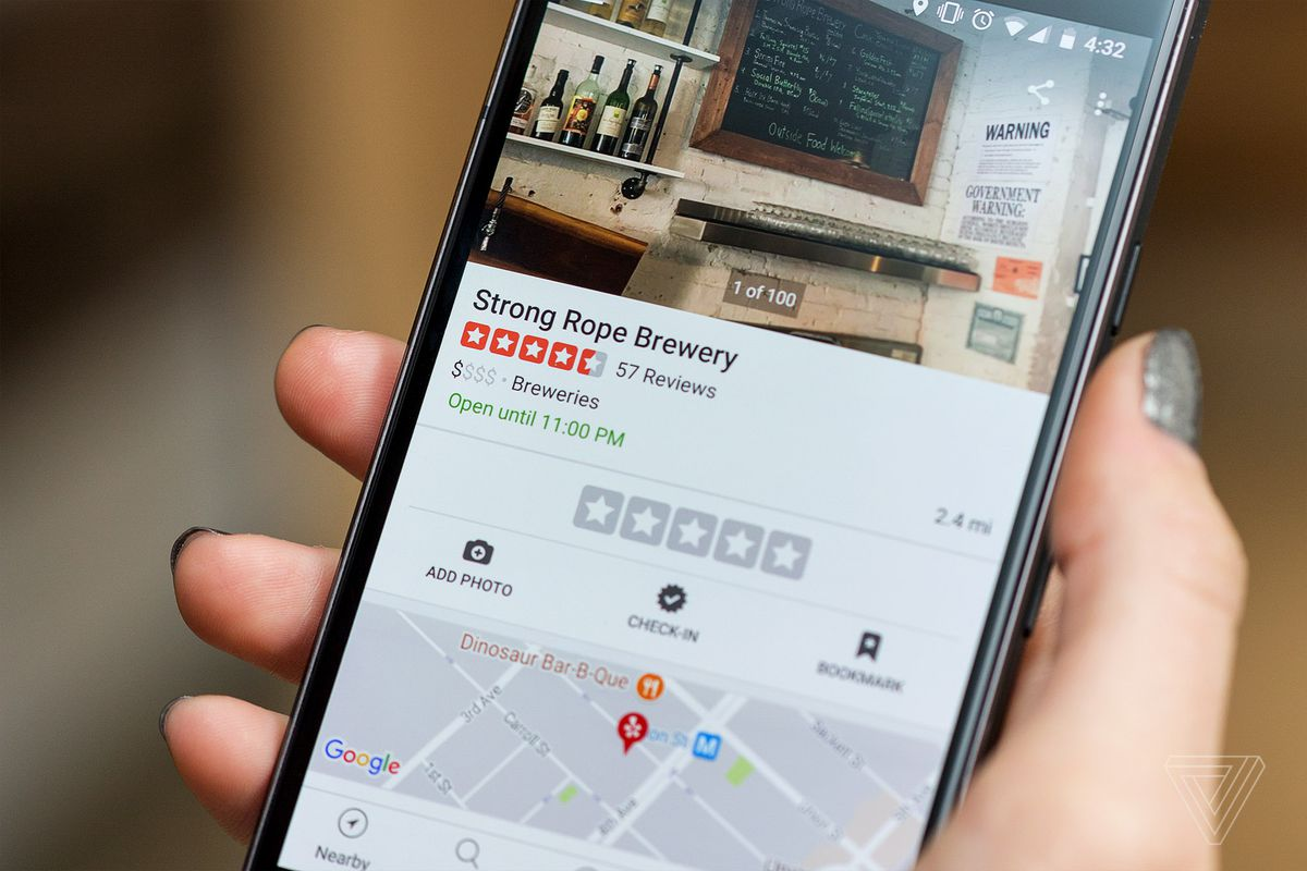 Yelp swaps restaurant phone numbers with Grubhub's when you call
