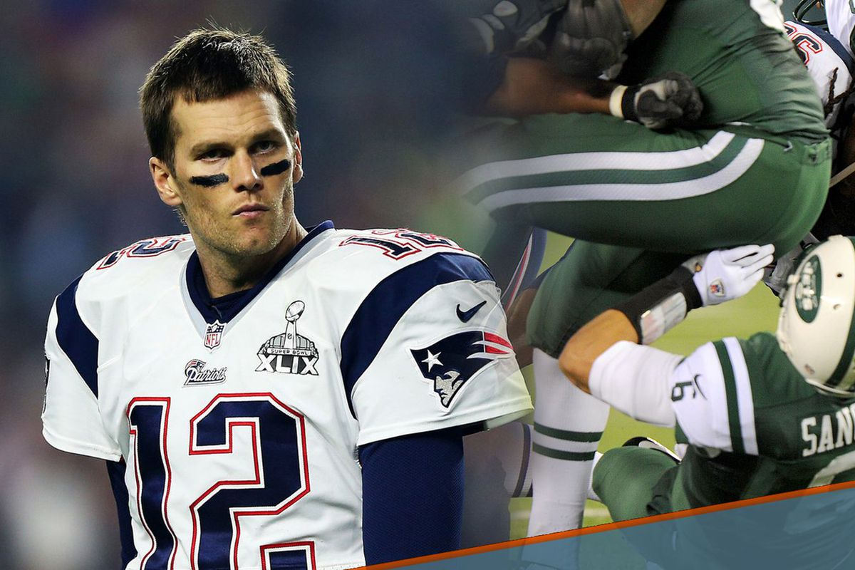 the best attitude f2827 9aa57 NFL playoffs Panic Index: Mark Sanchez is better than Tom ...