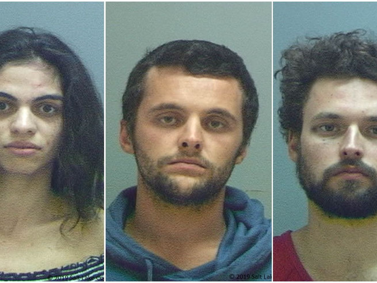 3 charged in Millcreek home invasion