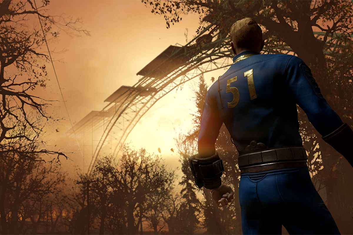 Fallout 76's redemption begins with Wastelanders and battle royale