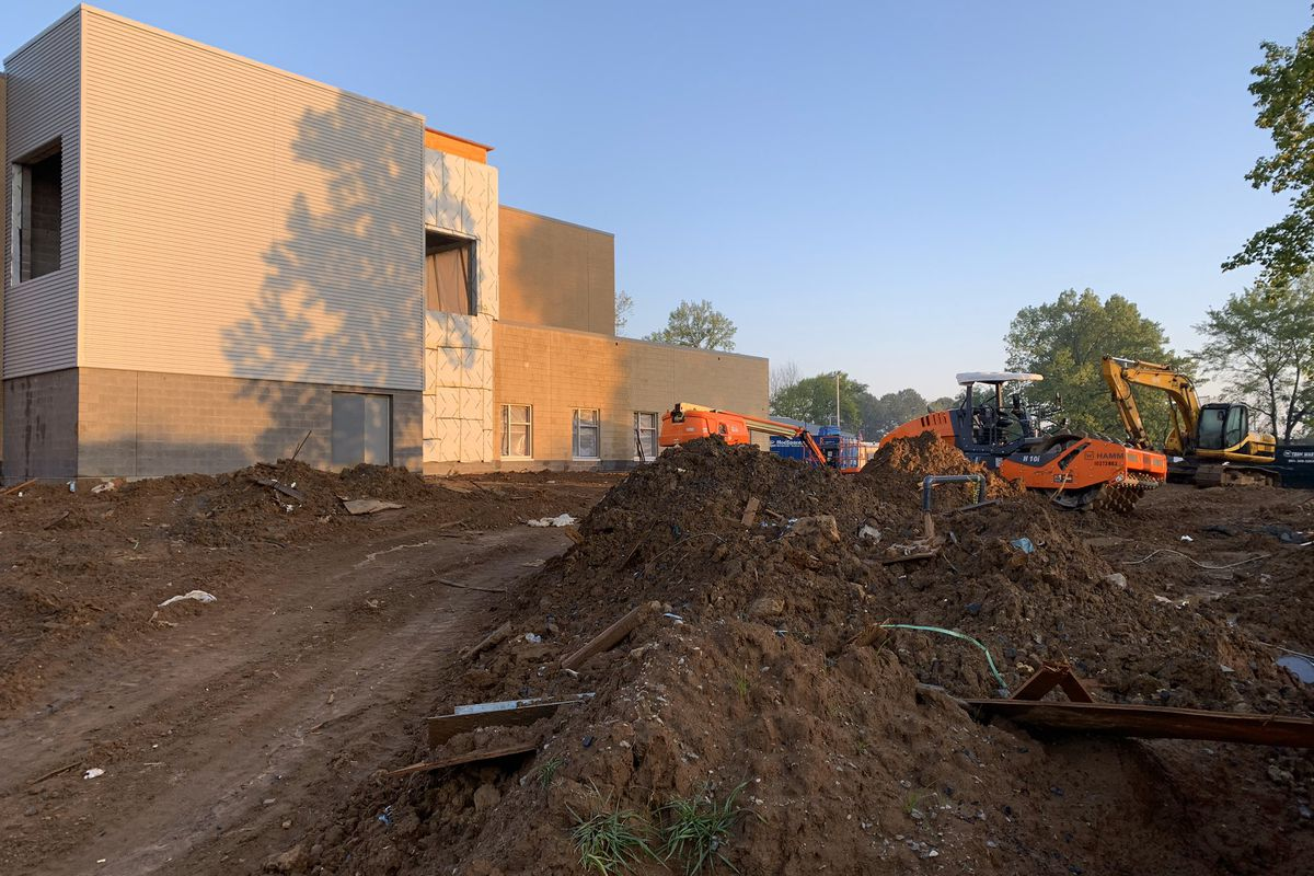 The new Alcy Elementary School is scheduled to open in August, combining students from Alcy, Magnolia, and Charjean elementary schools. Shelby County Schools plans to do more school consolidations in its long-term facilities plan, but officials have not released specifics.