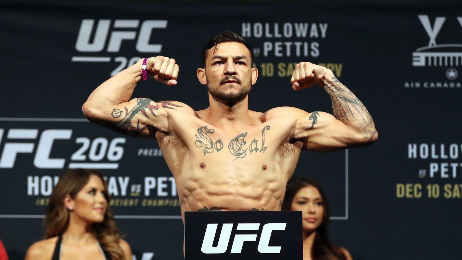 UFC 206   s Cub Swanson  I   m glad