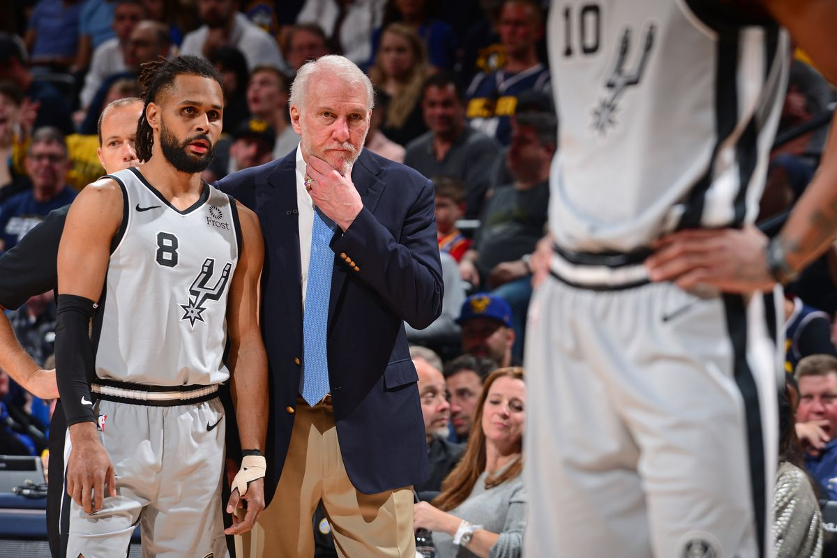 The 2019-20 Spurs could take even fewer threes than last season