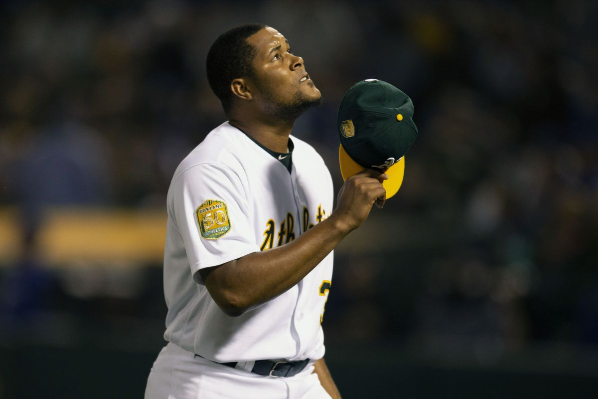 bcbeb7b27 Elephant Rumblings  A s Relievers Now Have 531 Career Saves as Club ...