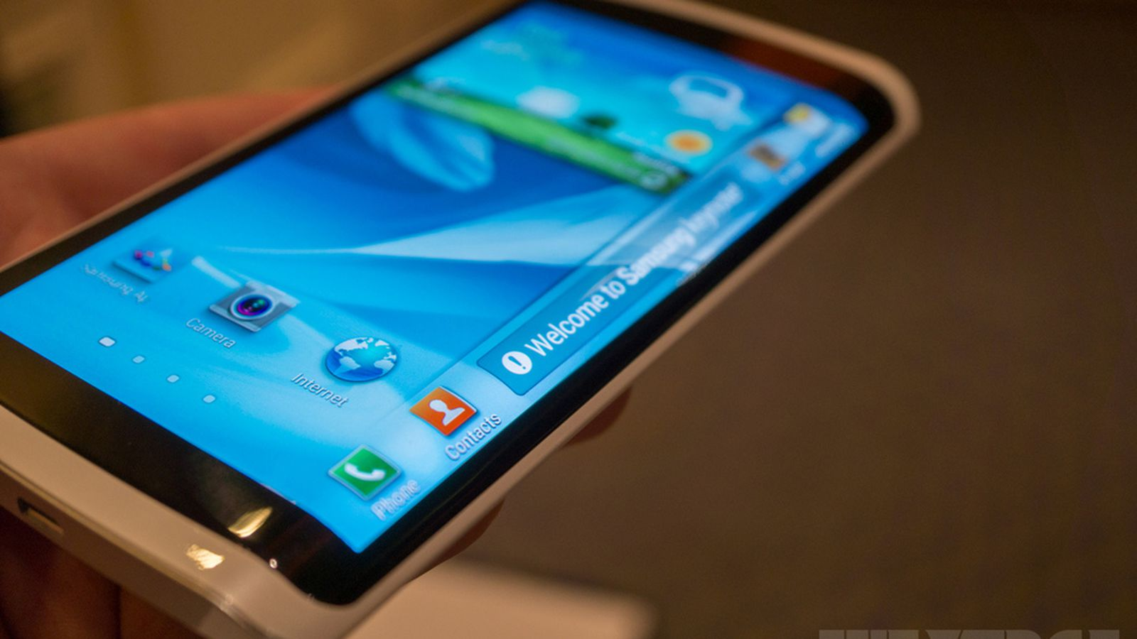 Tumblr Login Screen Not Working: Samsung To Introduce 'curved Display Smartphone' In