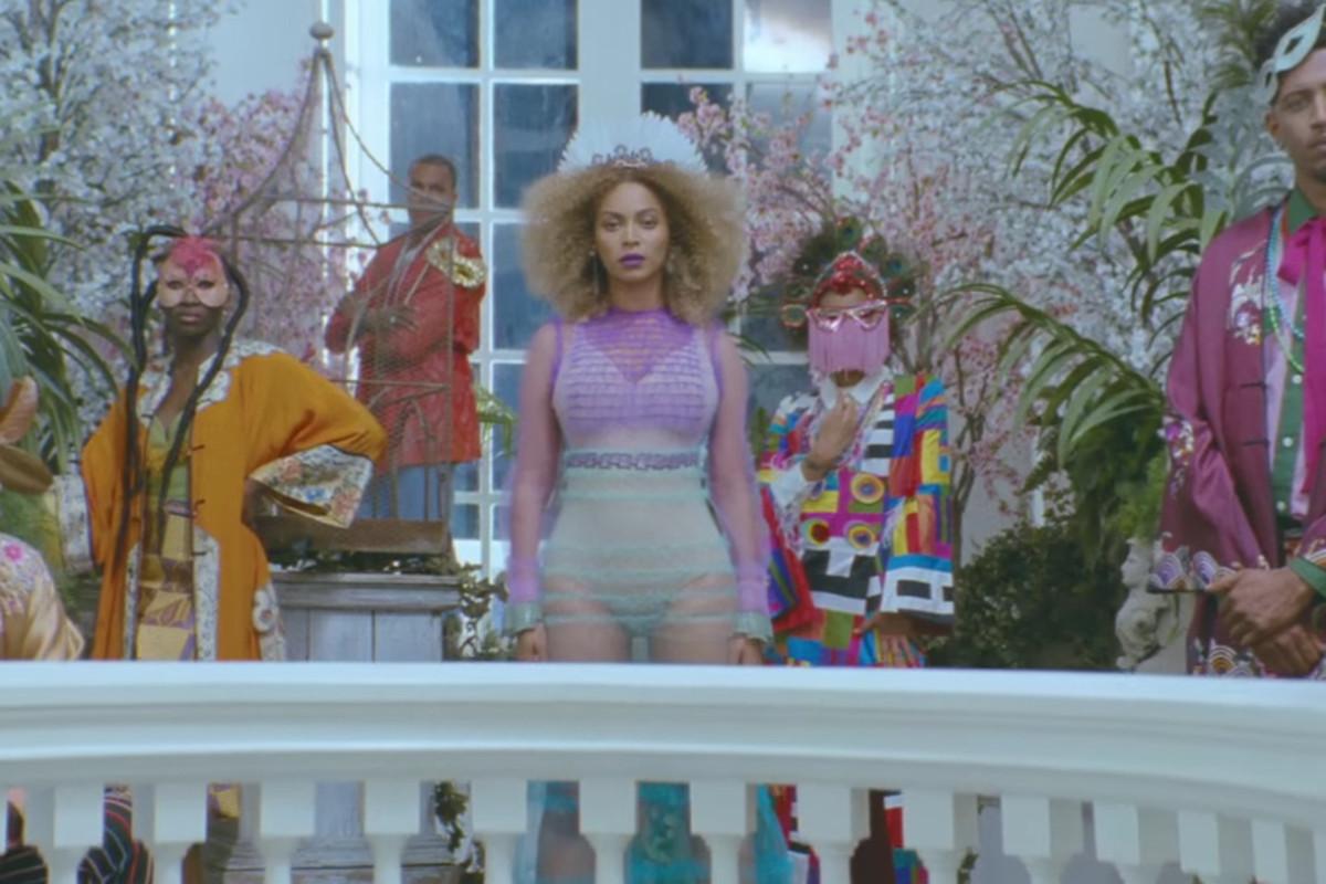 8201818595 Who to Thank for Beyoncé s Nine