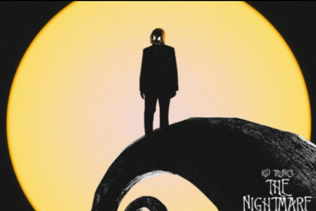 'The Nightmare B4 Christmas' cover art