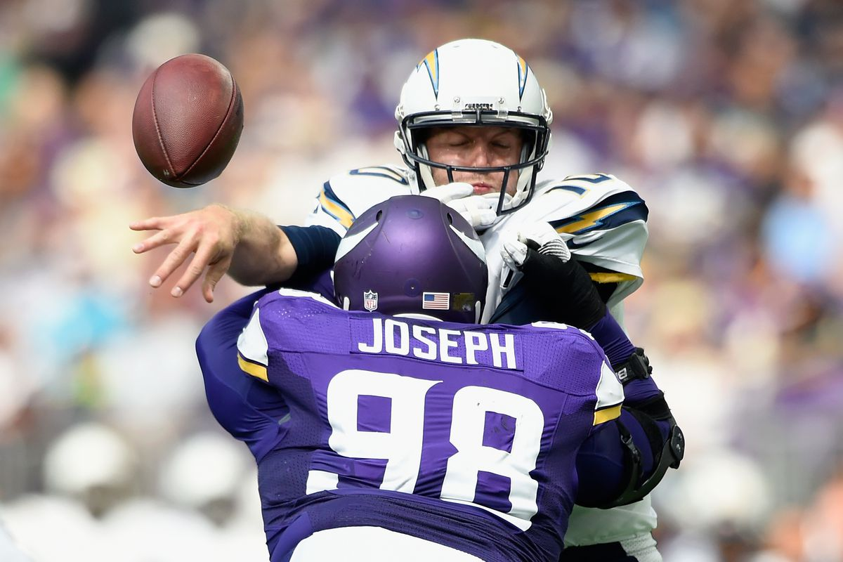 Minnesota Vikings Agree To Extension With Linval Joseph Daily