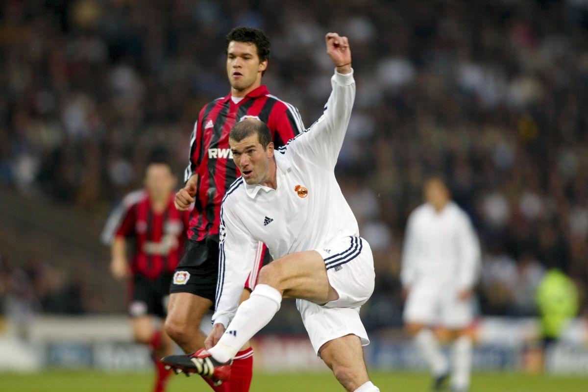 But De Zinedine Zidane