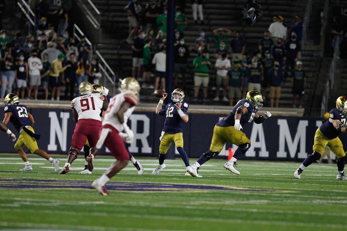 Notre Dame vs Florida State