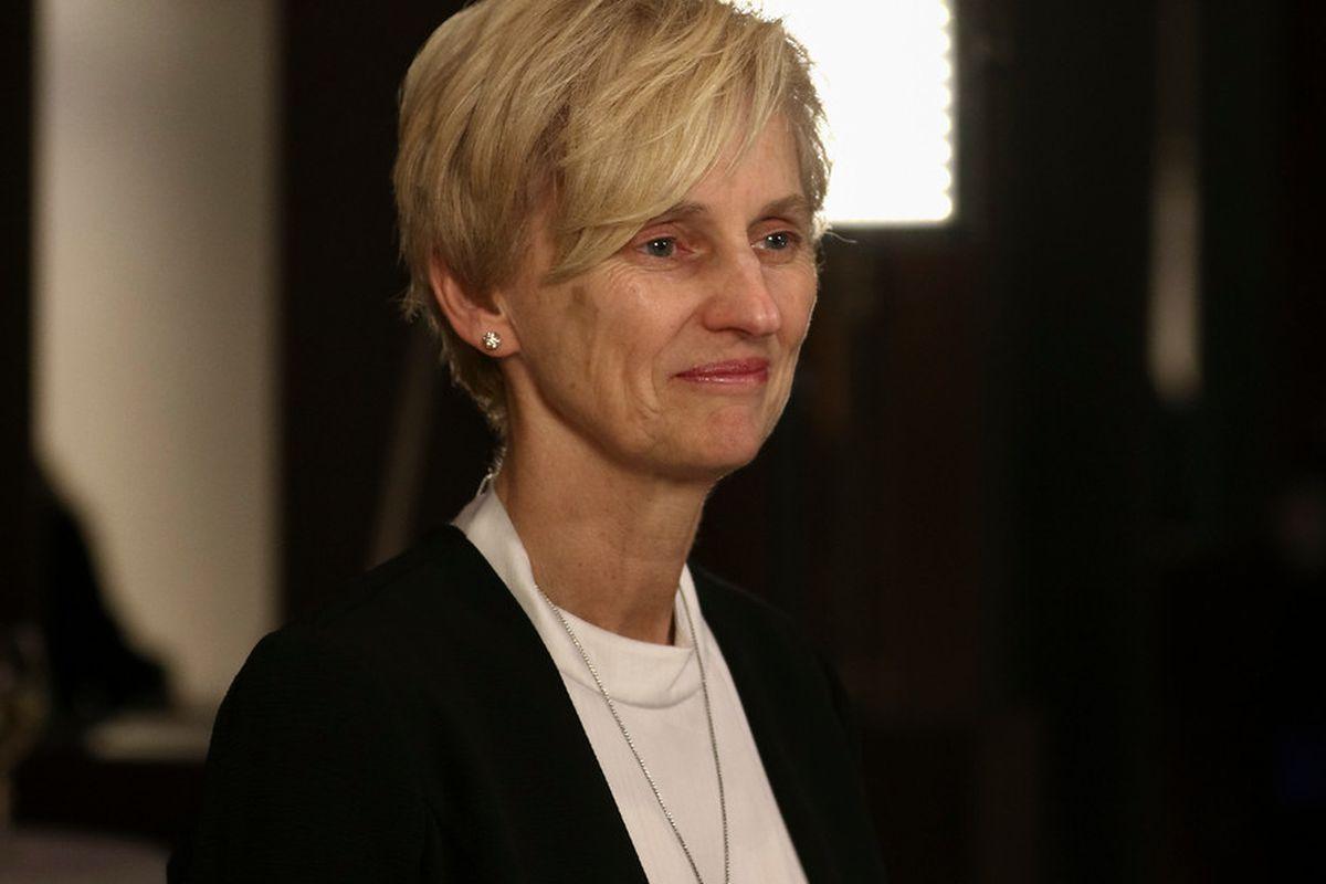 CWHL Commissioner Brenda Andress