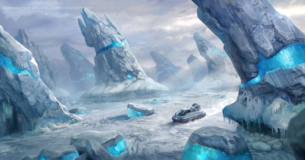 Subnautica developers announce stand-alone expansion Below ...