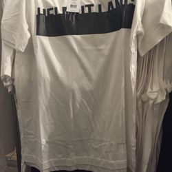 Logo tee, size small, $29 (from $115)