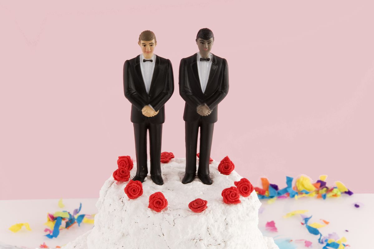 Bourdain, Tosi, And More Support Same-Sex Couple In -4459