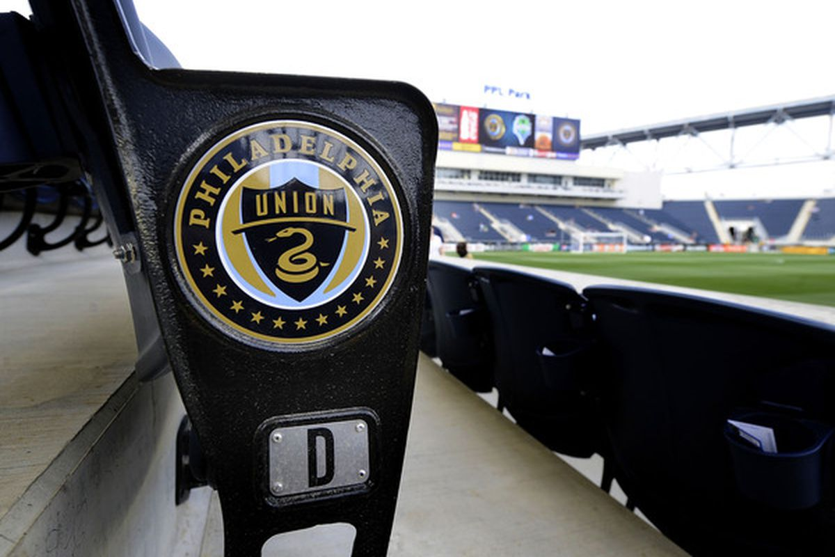 CHESTER, PA - JUNE 27:  The Philadelphia Union will face the Seattle Sounders FC at the PPL Park stadium opener on June 27, 2010 in Chester, Pennsylvania.  (Photo by Jeff Zelevansky/Getty Images)