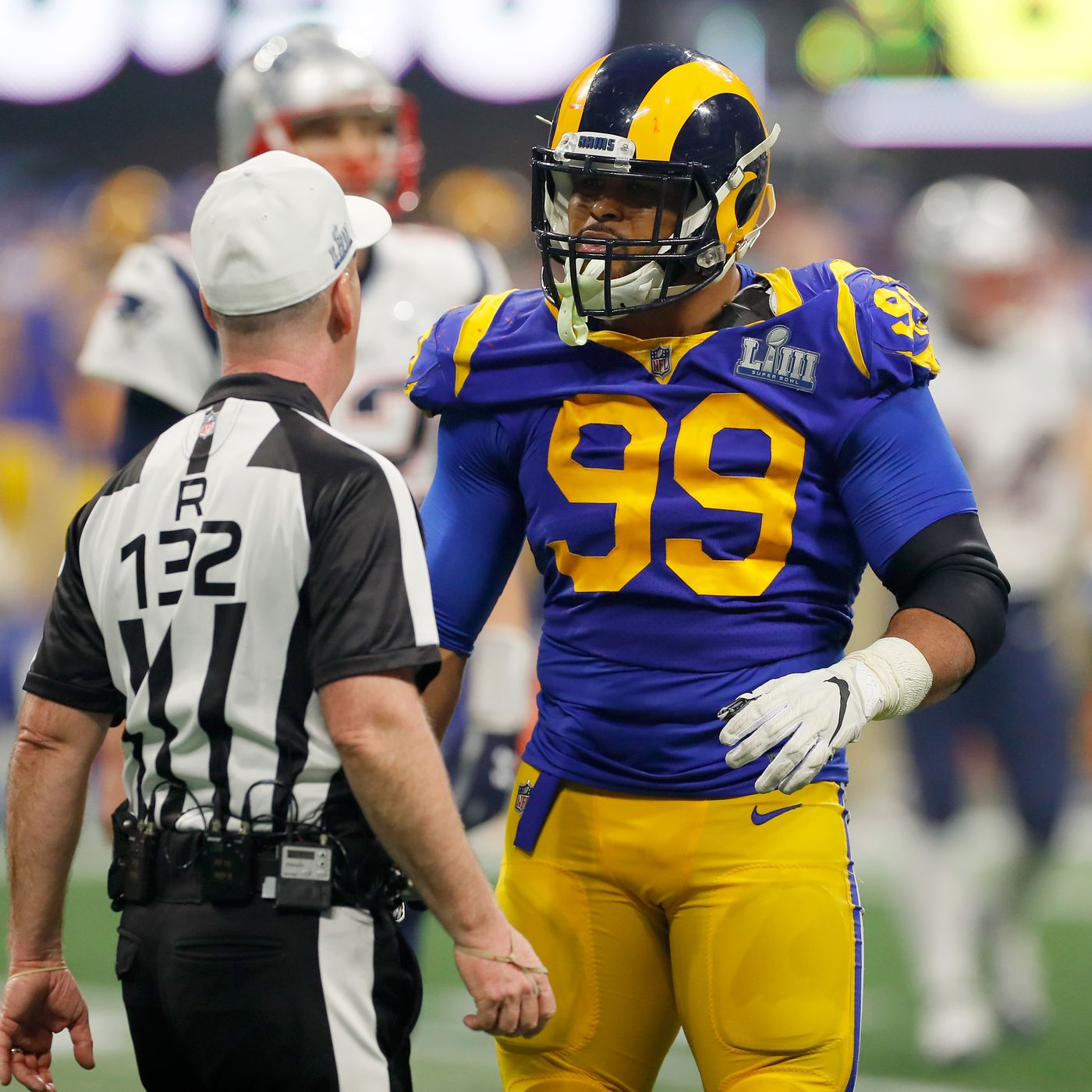 La Rams Dt Aaron Donald Wanted 97 But Price Was Too High Turf Show Times