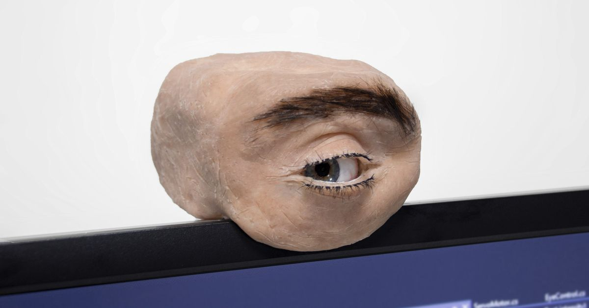 This webcam dares to ask: what if the panopticon had flesh?