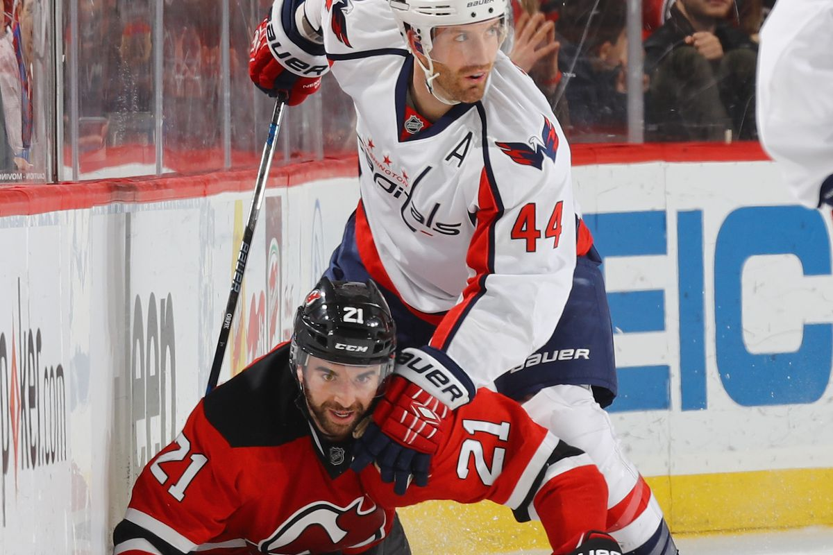 4f2753257cd Game Preview  50  New Jersey Devils vs. Washington Capitals - All ...