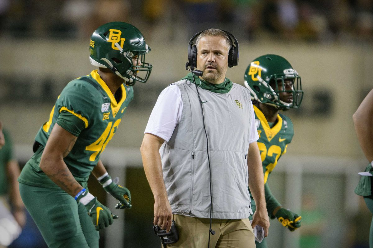 NCAA Football: Stephen F. Austin at Baylor
