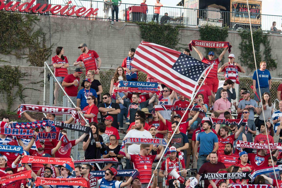 MLS: Houston Dynamo at FC Dallas