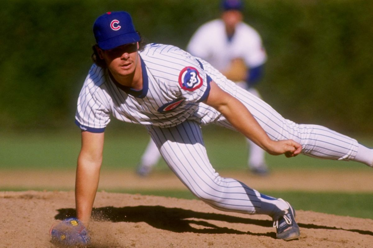 huge selection of 1ea26 4f95b Today in 1989 Cubs history: The funniest Cubs home run ever ...
