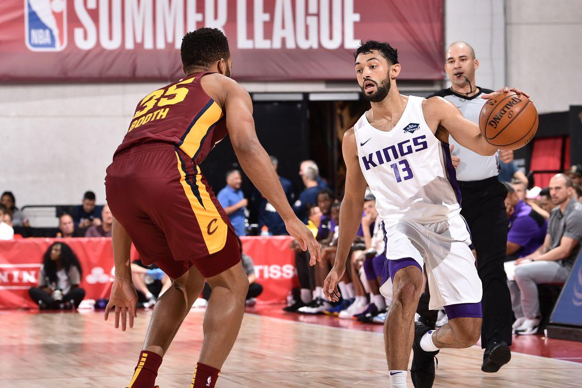 2019 Las Vegas Summer League - Day 8 - Cleveland Cavaliers v Sacramento Kings