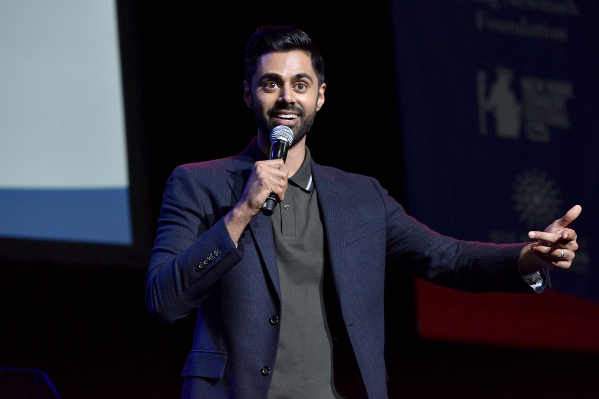 Comedian Hasan Minhaj gets his own Netflix talk show