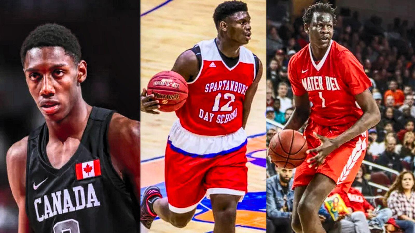 Kentucky Basketball Recruiting In 2017 Class: Kentucky Wildcats Basketball Recruiting In 2018 Class