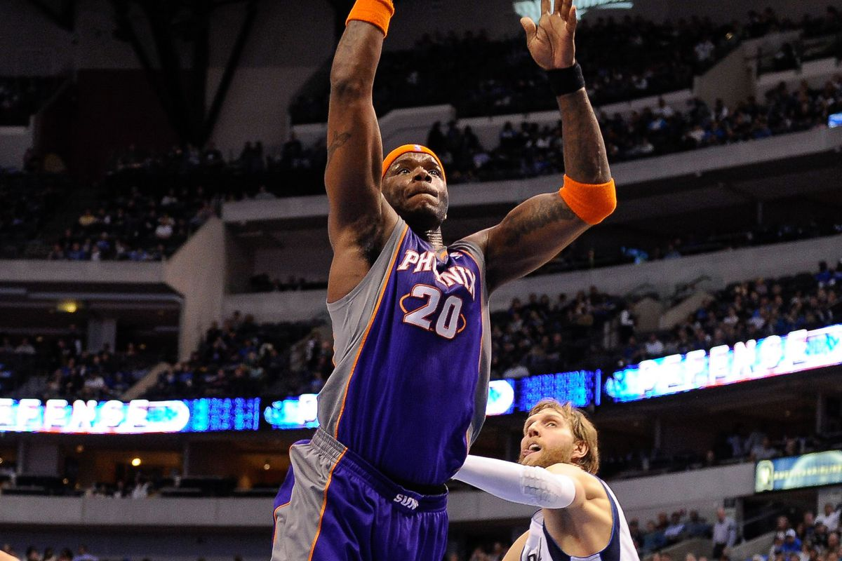 Phoenix Suns 2012 13 Player Review Jermaine O Neal Bright Side