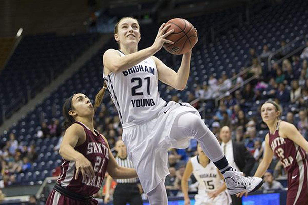 Lexi Eaton led the Cougars with 22 points.