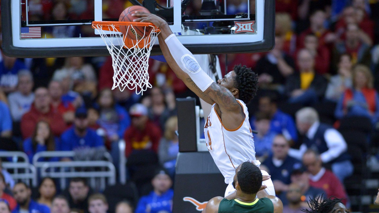 Texas Longhorns Earn No. 6 Seed In NCAA Tournament, Will