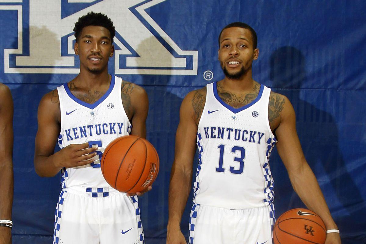 Malik Monk And De Aaron Fox Usa Today All Americans: Kentucky Basketball Picked To Win SEC; Bam, Fox, Briscoe