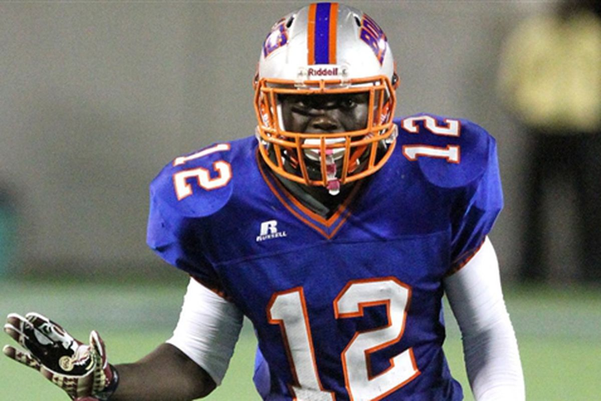 Talented 2017 Safety Ahman Ross is the latest player to commit to the Canes.