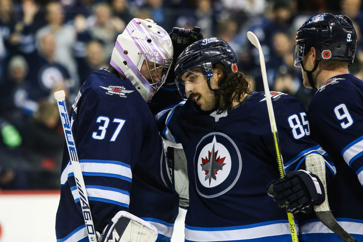 huge discount 4b8b4 18522 Preview: Winnipeg Jets vs. New Jersey Devils - Arctic Ice Hockey